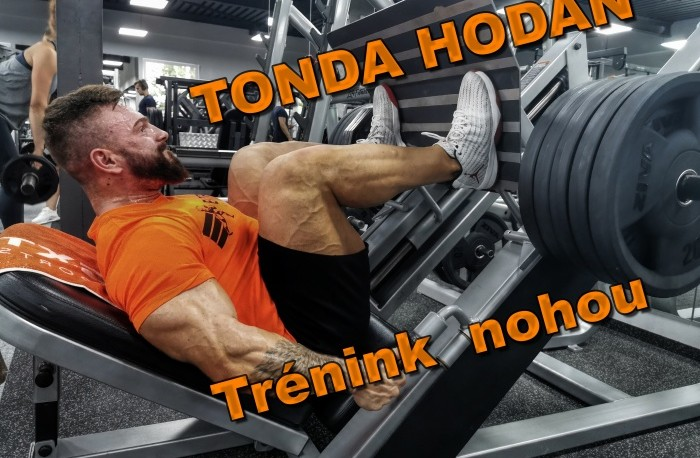 ANTONÍN HODAN - TRÉNING NôH
