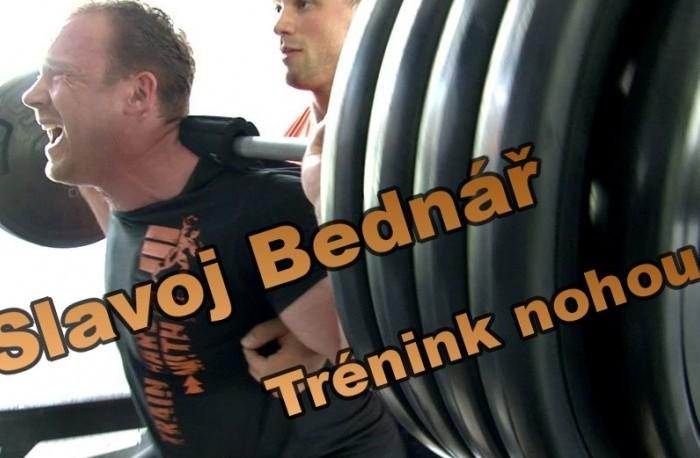SLAVOJ BENÁŘ - TRÉNING NôH