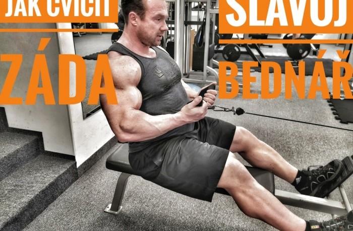 Slavoj Bendář - Ako cvičiť chrbát