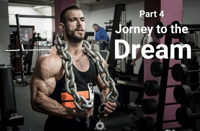 NORBERT ZAJAC-JOURNEY TO THE DREAM - PART 4