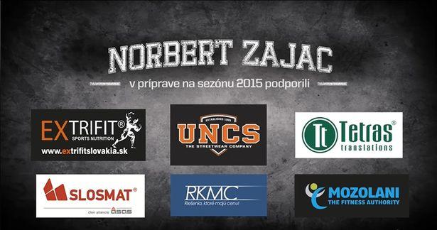 Norbert Zajac aktuálne + dve videá (pózing a tréning)