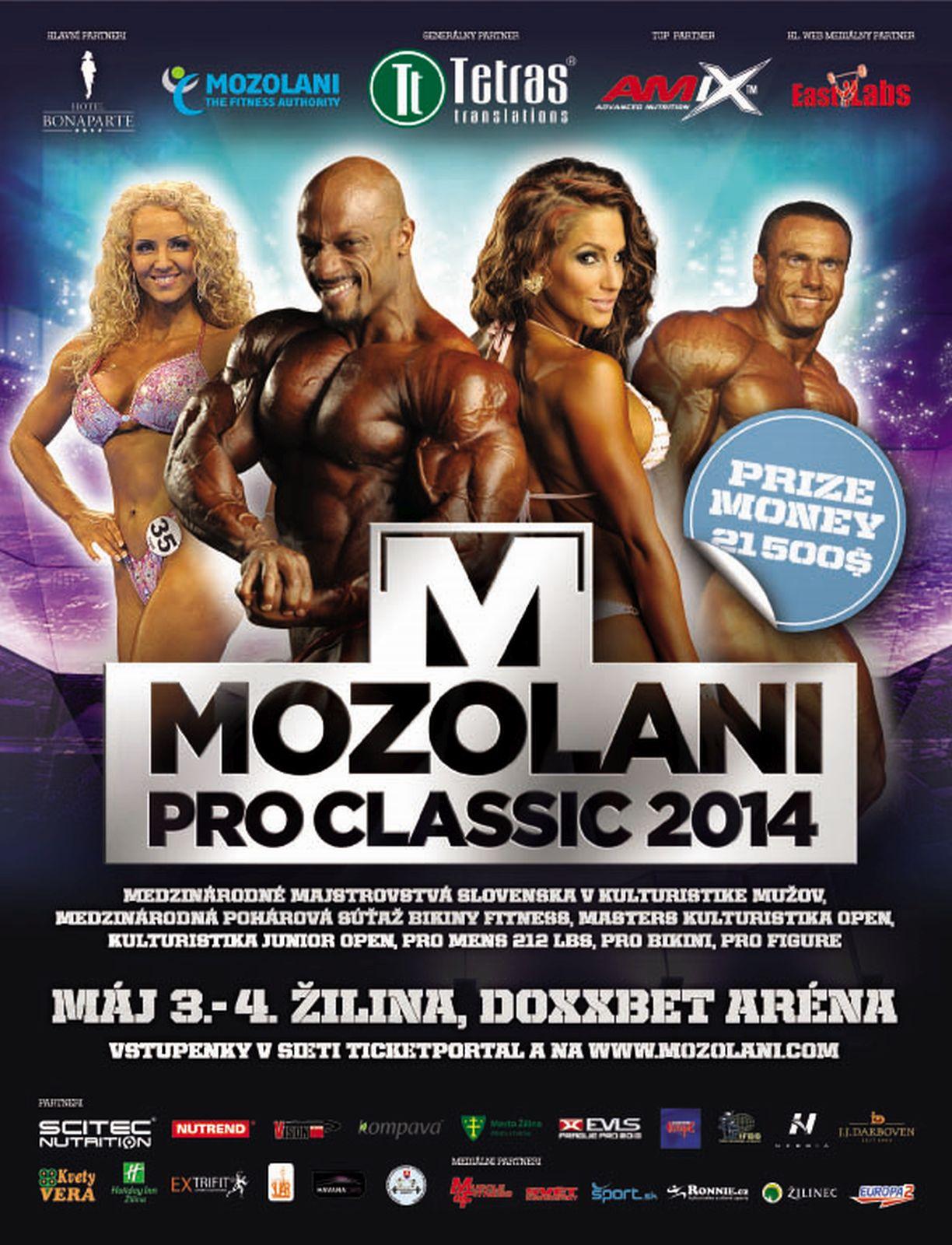 EXTRIFITSLOVAKIA NA MOZOLANI PRO CLASIC 2014