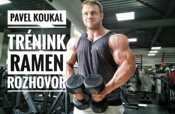 Pavel Koukal - Rozhovor a tréning ramien s Tomášom Burešom