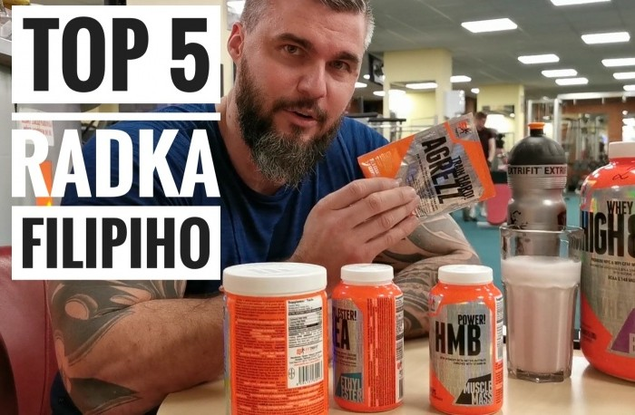 Top 5 Radka Filipiho a tréning s Radkom Loncom