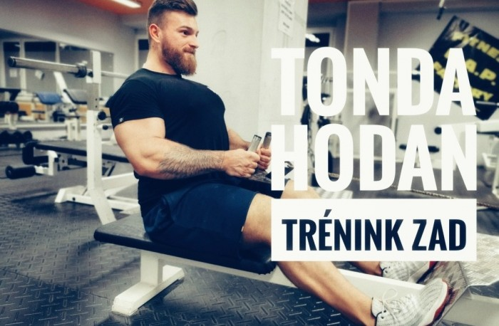 Tonda Hodan - ako cvičím chrbát