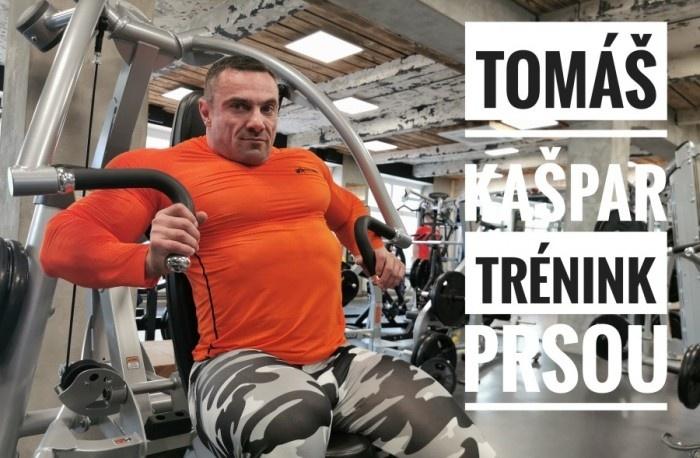 Tomáš Kašpar - tréning hrudníka
