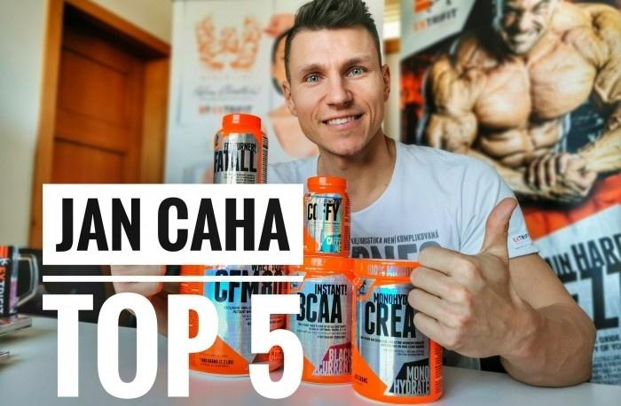 Top 5 produktov Honzy Cahy