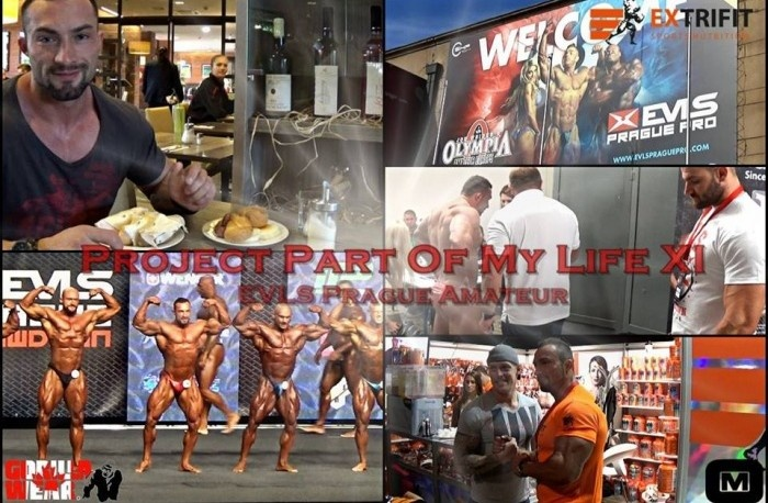 MILAN OBOŘIL - PART OF MY LIFE XI (EVLS PRAHA SHOWDOWN)