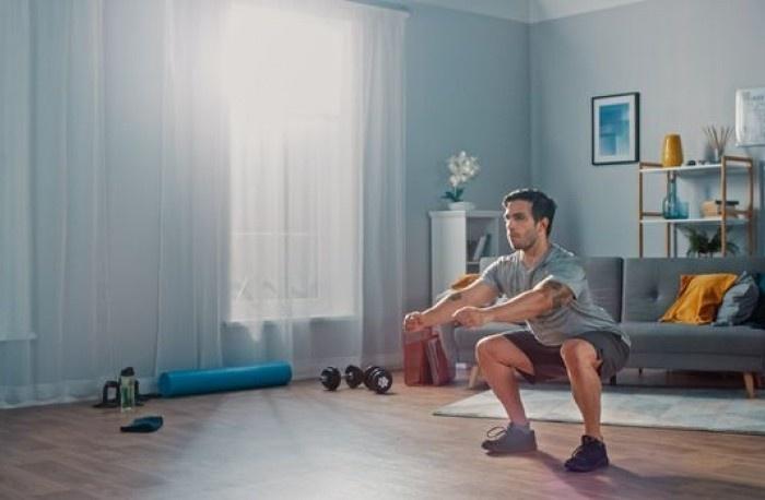 Fitnesskretén IV - V karanténe