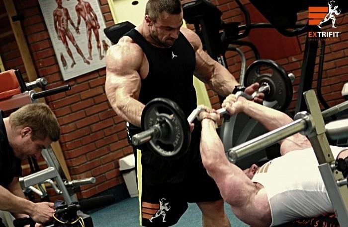 5 Najväčších chýb v tréningu tricepsov