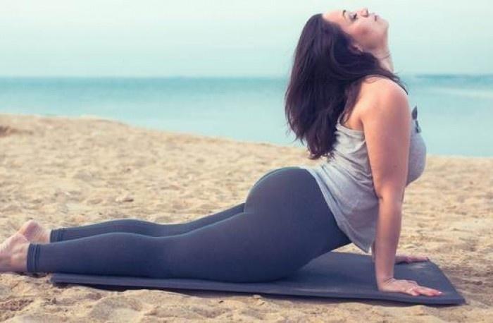 Takže ak teraz ideš ten fitness režim, prečo si stále tučná ?
