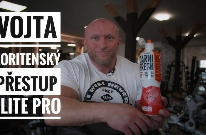 Vojto Koritenský - prestup do ELITE PRO