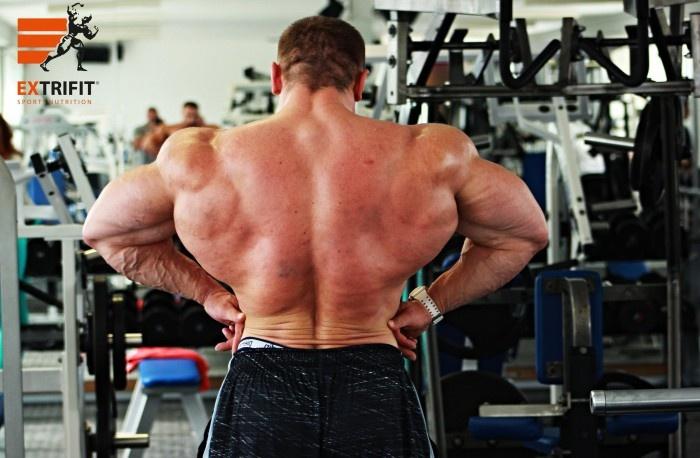 Dajte zabrať chrbtu a bicepsom!