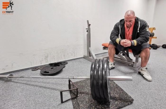 Menej možností, viac svalov