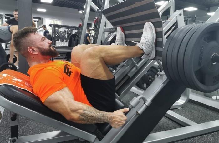 Chceš svaly? Cvič viac !