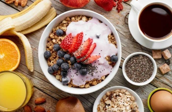 Tipy na zdravé raňajky