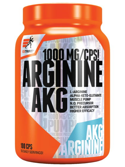 EXTRIFIT Arginine AKG 1000 mg