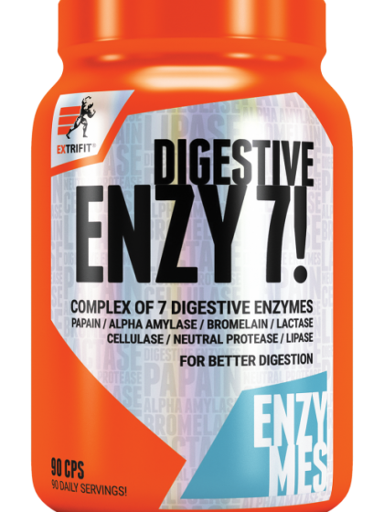 EXTRIFIT ENZY 7! Digestive Enzymes