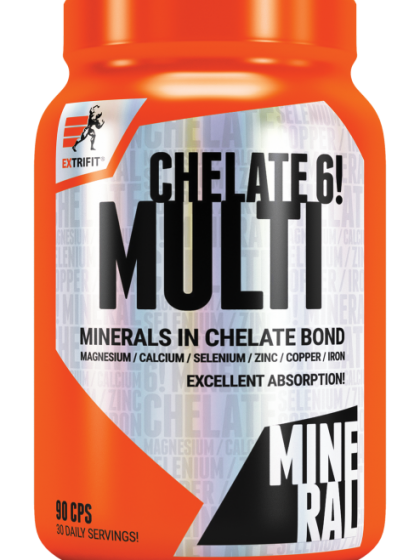 EXTRIFIT MULTIMINERAL CHELATE  6 !