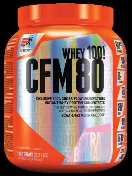 Extrifit CFM Instant WHEY 80