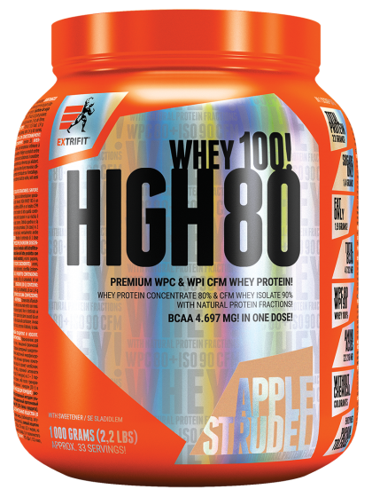 EXTRIFIT® High Whey 80