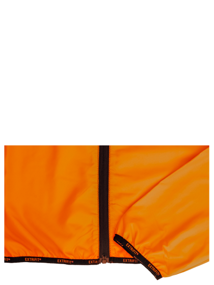 Extrifit Bunda dámska oranžová  25