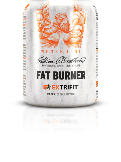 EXTRIFIT FAT BURNER WOMEN LINE