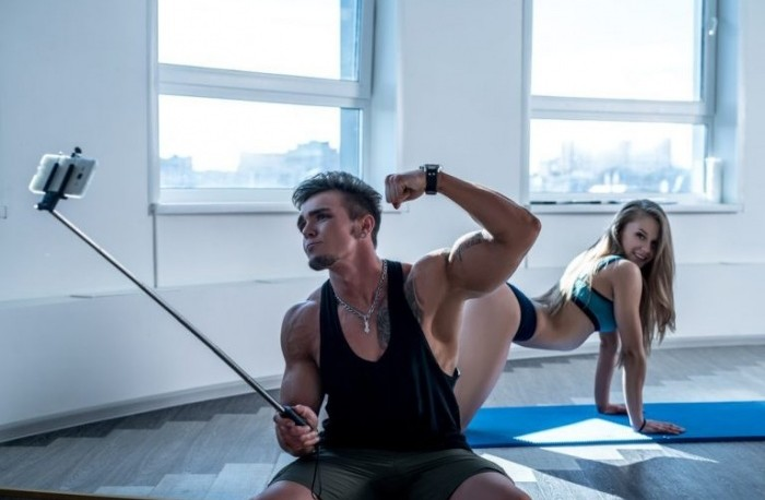 datovania ženské fitness model